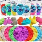 Magic Motion Moving Play Sand Pack 500g -2kg All Colours Building Kinetic Toy  <br/> Free Shipping - 60 Day Returns - Same Day Dispatch