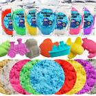 Magic Motion Moving Crazy Play Sand Pack 500g -2kg Variety of Colours Building