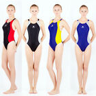 NEW womens ladys racing training sharkskin swimwear 283 L-5XL