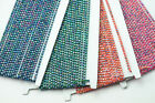 10 Yard ss8 3mm A Grade Color AB Rhinestone Banding color settings