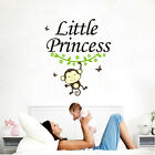 Cheeky Monkey Removable Wall Sticker Decal Kid GirlsNursery Baby Optional Name