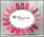 Bluesky PINK 1 SELECTION UV/LED Soak off nail polish gel 10ml  Bbbeautylounge