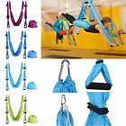 Yoga Swing Sling Hammock Trapeze For Gym Yoga Inversion Tool Large Bearing Swing