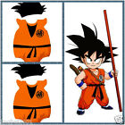 Newborn Lovely Baby Sleeveless Romper Dragon Ball Z Model Summer Jumpsuits Rompe