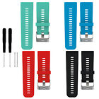 Silicone Strap Wrist Watch Band with Tools For Garmin Vivoactive HR Sport Watch