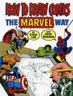 How to Draw Comics the Marvel Way SC (1984 Simon and Schuste) #1-REP NM