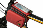 RockBros Cycling Frame Bag Pannier with 5.5' Touch Screen Phone Holder Bag