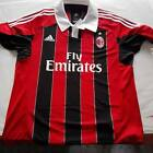 PRINCE 10 ADIDAS MILAN MAGLIA HOME 2012/2013 climacool + patch TROPHY 7  XL