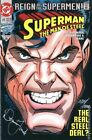 Superman The Man of Steel (1991) #25CASSIGNED VG 4.0