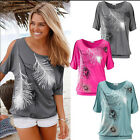 Women Summer T-shirt Casual Chiffon Shirt Top Blouse Ladies Tops Womens Tee Tops