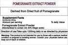 Pomegranate extract 40% Ellagic Acid Pure and High Quality