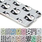 Moving interesting eye Acrylic and TPU Case Cover Skin for Apple iPhone Mobile