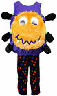 Boys Halloween Girls Spider Pumpkin Fancy Dressing Up Costume 1 to 4 Years