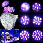 E27 LED Coral PAR30/PAR38 15-54W LED Plant Grow Light Fish Tank Aquarium Ampoule