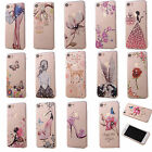 For iPhone 7 7 Plus Crystal Jewelled Bling Gem Diamond Soft Silicone Cover Case
