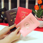 New Travel Utility Simple Passport ID Card Cover Holder Case Protector Skin PVC