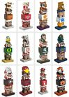 "Choose Your NCAA Team 16"" TIKI Totem Whimsical Home & Garden Statue by TSA"