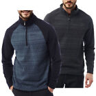 Craghoppers 2016 Mens Elliston Zip Neck Jumper Insulated Pullover Top