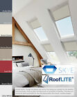 ROOFLITE Style Roof Blind - Skylight Shade - Blackout - Many Sizes & Colours