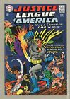 Justice League of America (1960 1st Series) #55 VG+ 4.5