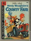 Dell Giant Woody Woodpecker's County Fair (1958) #2 VG 4.0