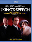 The King's Speech (Blu-ray Disc, 2011) Mint Condition FAST SHIPPING