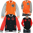 Star Wars Varsity Bomber Jacket Darth Vader/Rebel Alliance Licensed $100 $23.99 USD