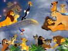 Lion King Edible Party Cake Image Topper Frosting Icing Sheet