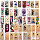 Cartoon Character Sexy Fashion Girls Hard Plastic Defender Case Cover For iPhone