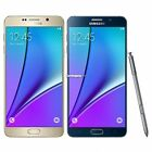 Samsung Galaxy Note 5/ Note 4/ Galaxy S5 Factory Unlocked Black White Gold Blue