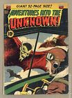 Adventures into the Unknown (1948 ACG) #31 GD/VG 3.0
