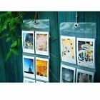 2 3 4 polaroid fujifilm instax mini album wall pocket (10 photo per each album)