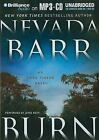 BURN by Bevada Barr MP3 CD Audio Unabridged Audiobook 12 hours