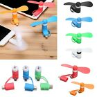 Summer Portable Cell Phone Mini Electric Fan Cooling Cooler For iPhone B20E