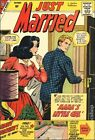 Just Married (1958) #10 VG- 3.5 LOW GRADE