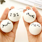 Phone Bag Ornament Strap Accessories Emoticons Steamed Bread Pinch Cute Lovely