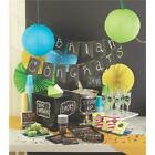 CREATIVE RETIREMENT Party Range & Decorations (Retirement/Banner/Balloons)