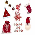 LIVERPOOL F.C - Official CHRISTMAS Merchandise (Xmas Gifts/Decorations/Fan)