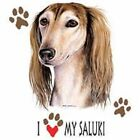 Saluki Love T Shirt Pick Your Size 7 X Large to 14X Large