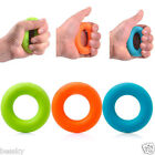 Strength Finger Hand Grip Muscle Power Training Rubber Ring Exerciser Silicone  image