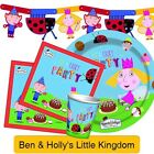 Ben & Holly's Little Kingdom (Gemma) Birthday PARTY RANGE (Balloons/Decorations)