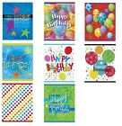 General Party Themes - 8 LOOT BAGS (All Ages Birthday PARTY RANGE)