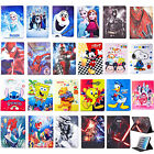 Supreme Cartoon Disney Characters Flip Folio Leather Bumper Case Cover For iPad