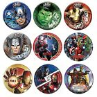 8 PAPER PLATES (23cm) Licensed MARVEL Characters (Party/Birthday/Tableware)