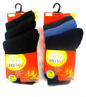 BOYS/CHILDRENS REDTAG WARM THERMAL SOCKS 3PAIRS 1.20 TOG - 42B287/42B283