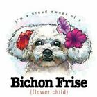 Bichon Frise Funny Pick Your Size T Shirt Youth Small 6 X Large