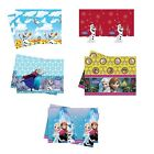 PLASTIC TABLECOVER Licensed Disney FROZEN Ranges (Party/Birthday/Tableware)