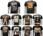 ASIA SIZE Rock Band T-shirt Rockabilly Retro Band The Remains The Same Swan RABB