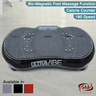 VIBRATION Platform Slim BOARD body shaper  Exercise Plate  Fitness Machine