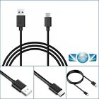 LAPTOP USB-C USB 3.1 TO USB 2.0 TYPE C DATA CHARGE CHARGING ADAPTER CABLE BLACK